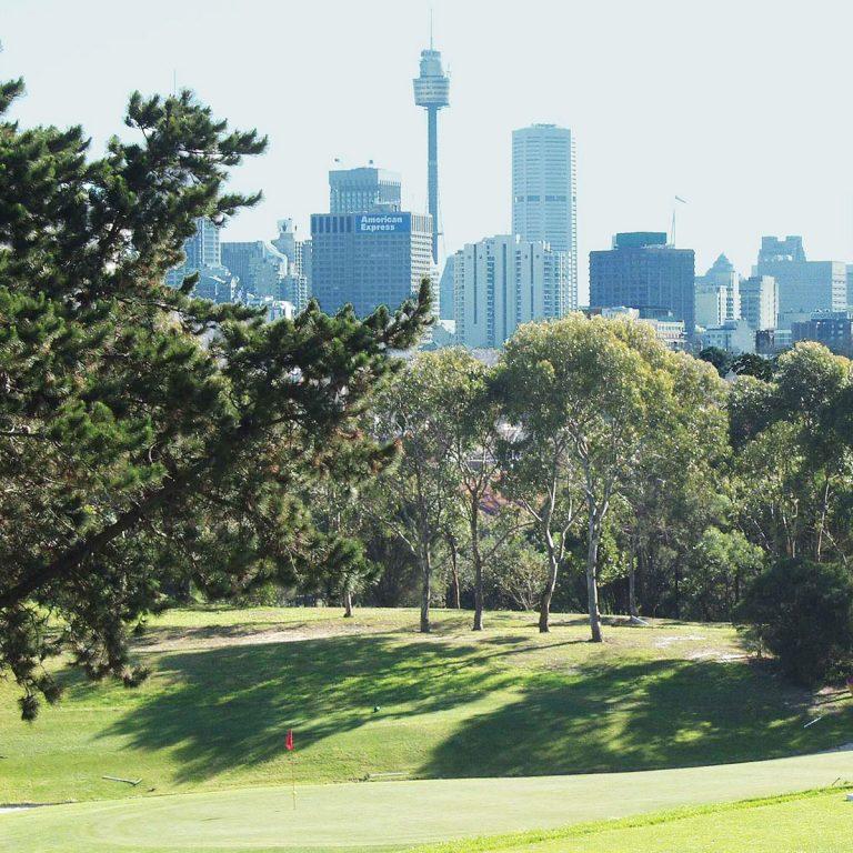 Moore Park Golf Club 2