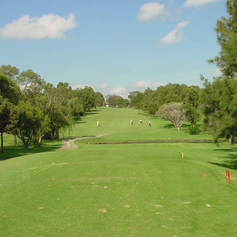 North Ryde Golf Club 1