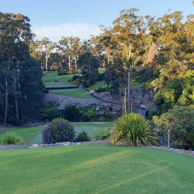 view of Pennant Hills Golf Club