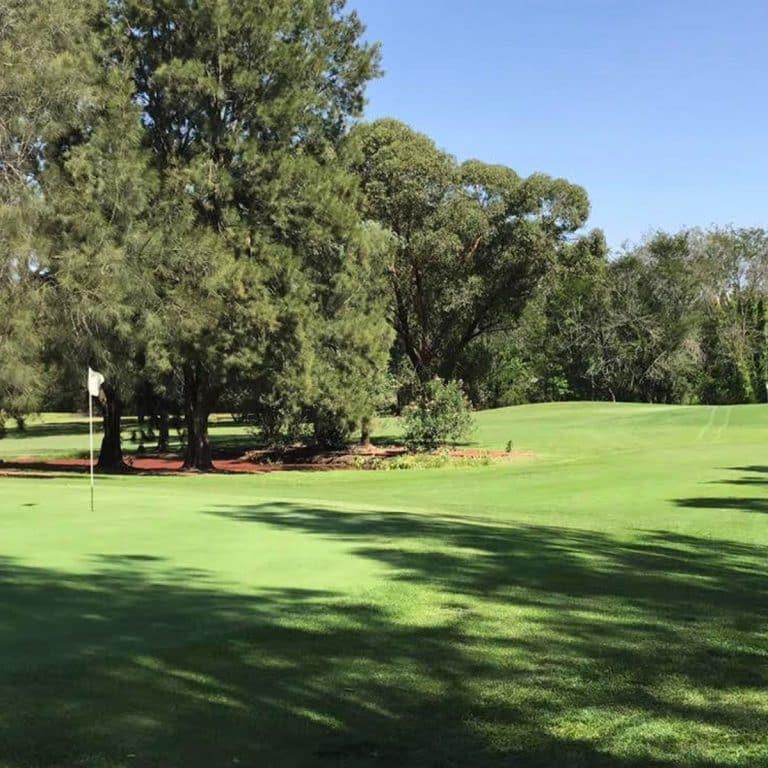 Rum Corp Barracks Golf Club