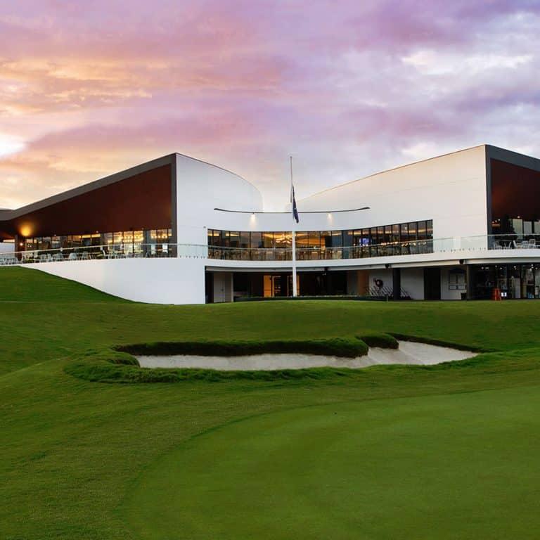 Strathfield Golf Clubhouse