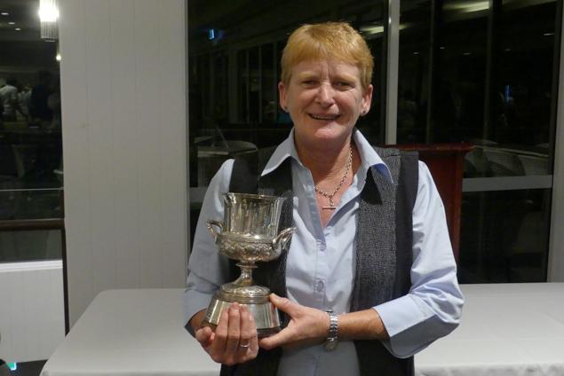 Sharon Crowden (Maclean GC) - Mabel McKenzie Cup Winner