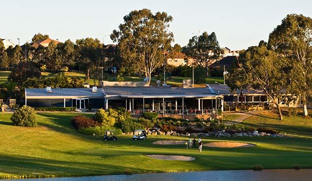 Campbelltown Golf Course HR