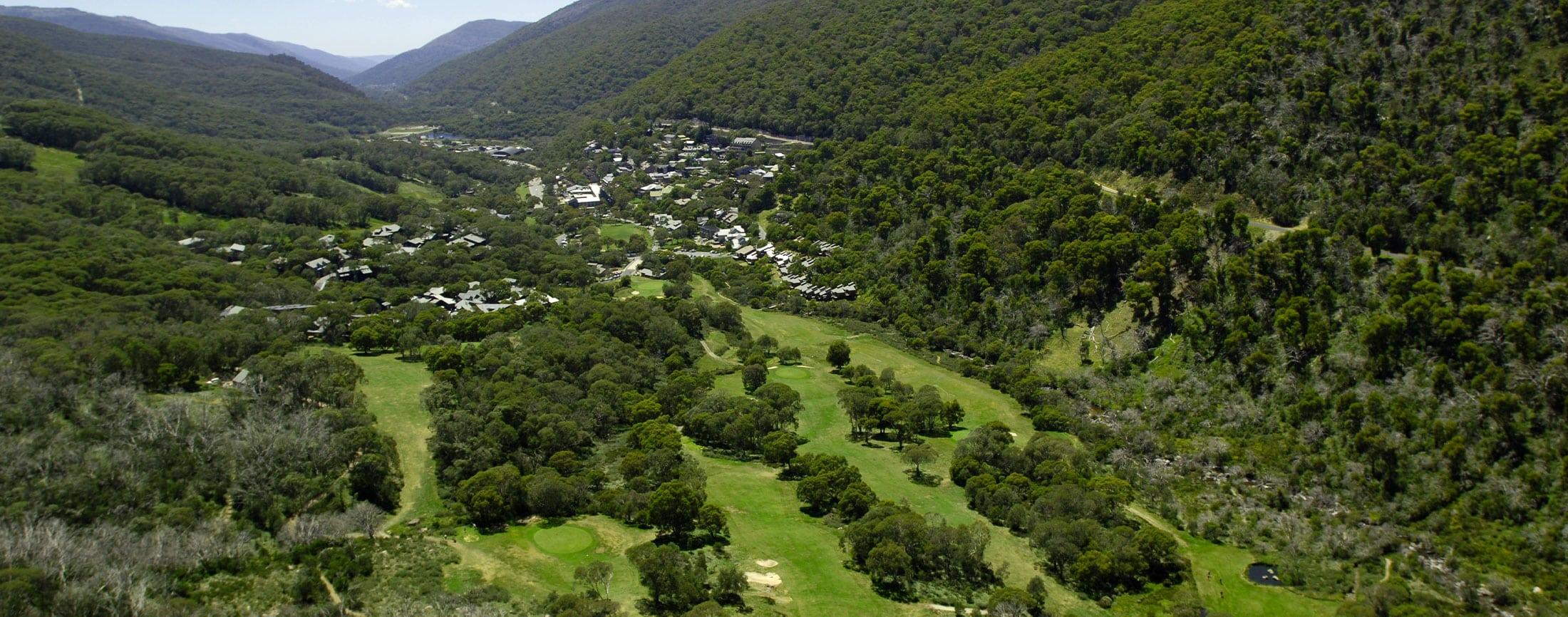 Thredbo Golf Club