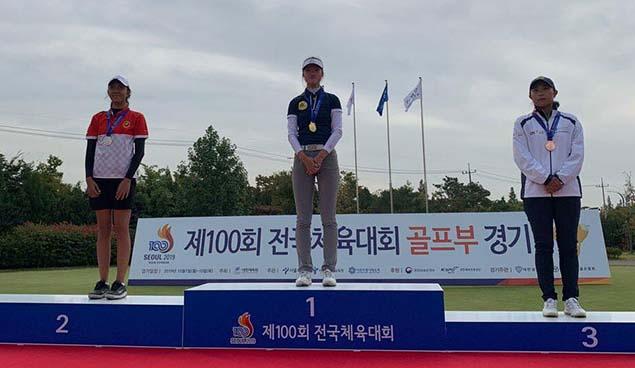 Kim Grace HR Korean National Games 002