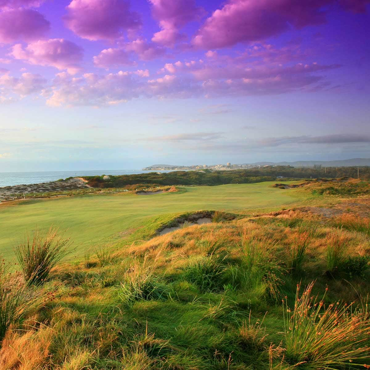 views over The Magnificent Magenta Shores Golf & Country Club