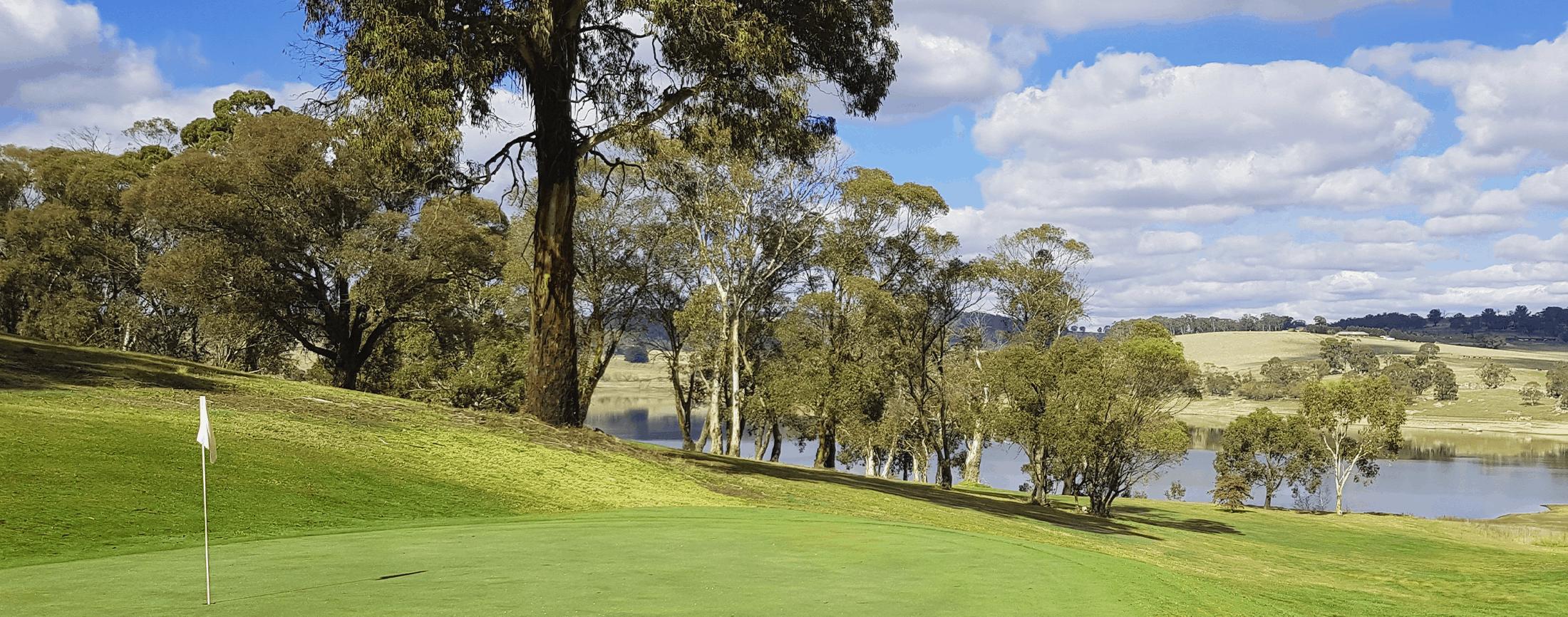 Oberon Golf Club