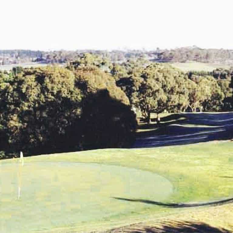 Oberon Golf Club 1