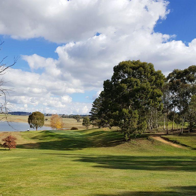 Oberon Golf Club 5