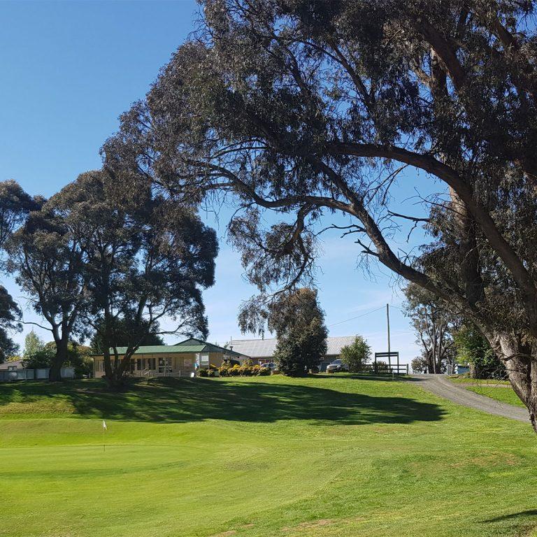 Oberon Golf Club 4