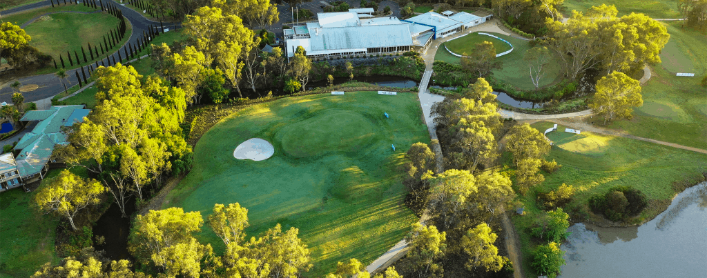 Thurgoona Country Club Resort clubhouse