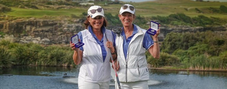 Christine Jacobs and Debbie Danielson