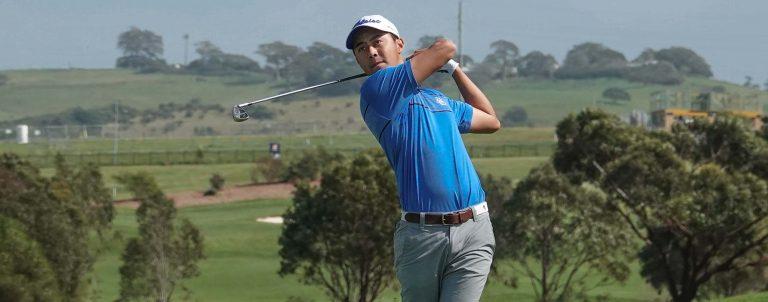 Linus Yip Golf