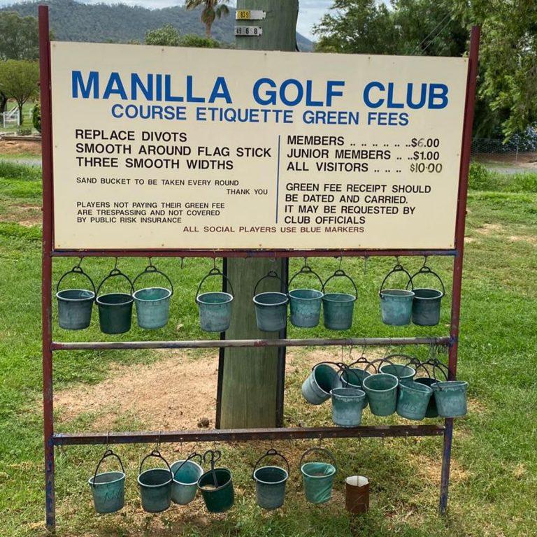 Manilla Golf Club fb2