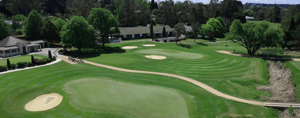 Moss Vale Golf Club