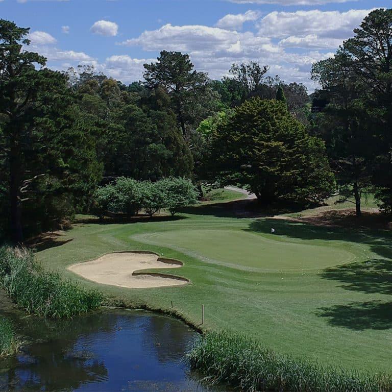 Moss Vale Golf Club 4