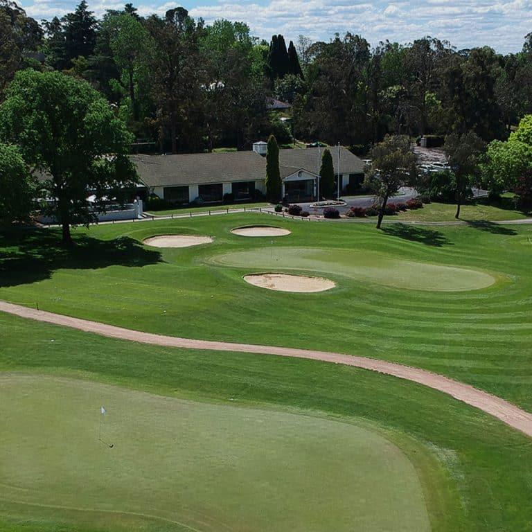 Moss Vale Golf Club 5
