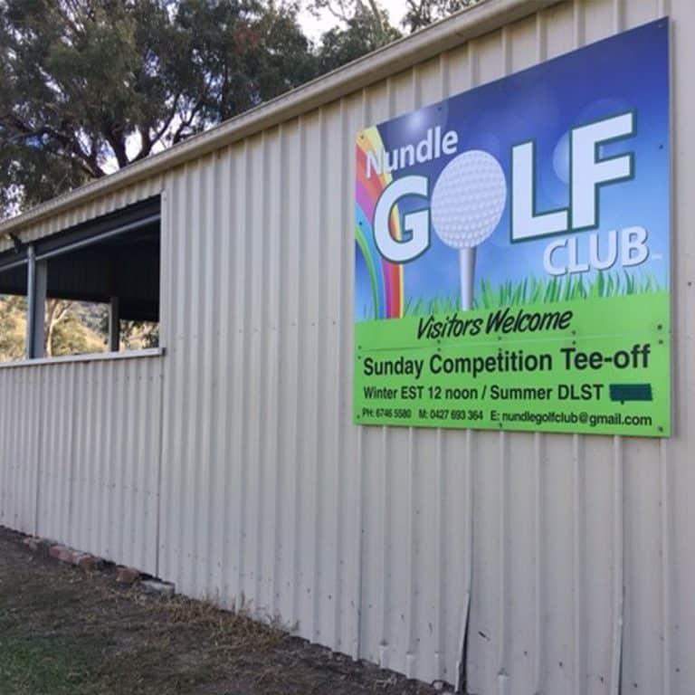 Nundle Golf Club 2