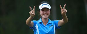 Grace Kim is off to the women's Asia Pacific Amateur in February