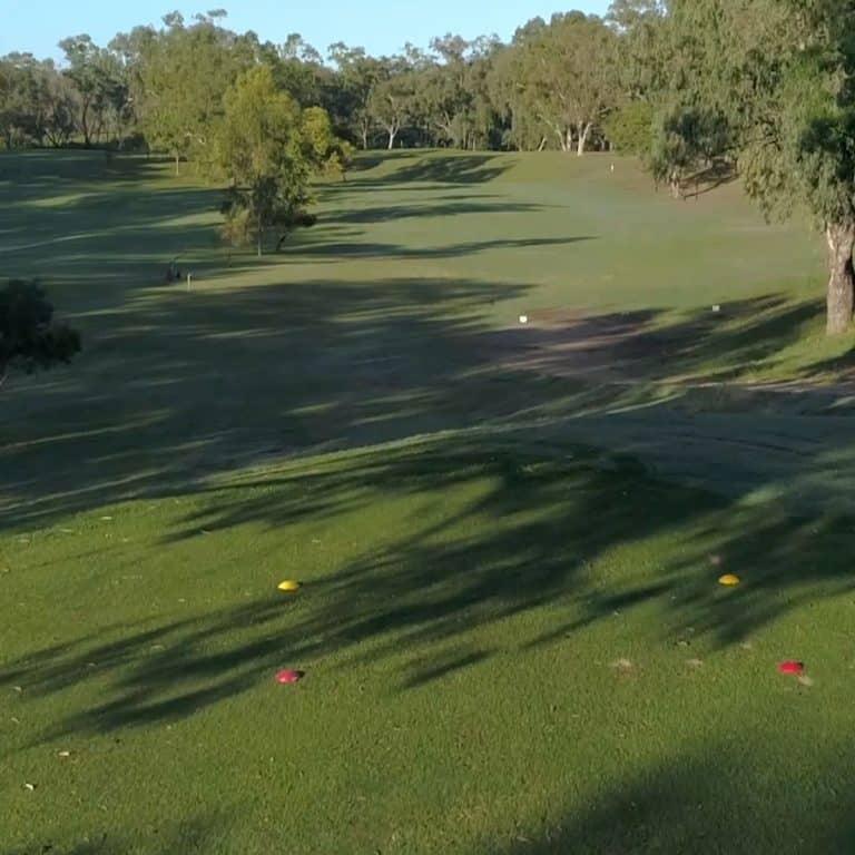 Moree Golf Club course