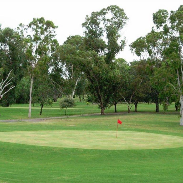Moree Golf Club 1