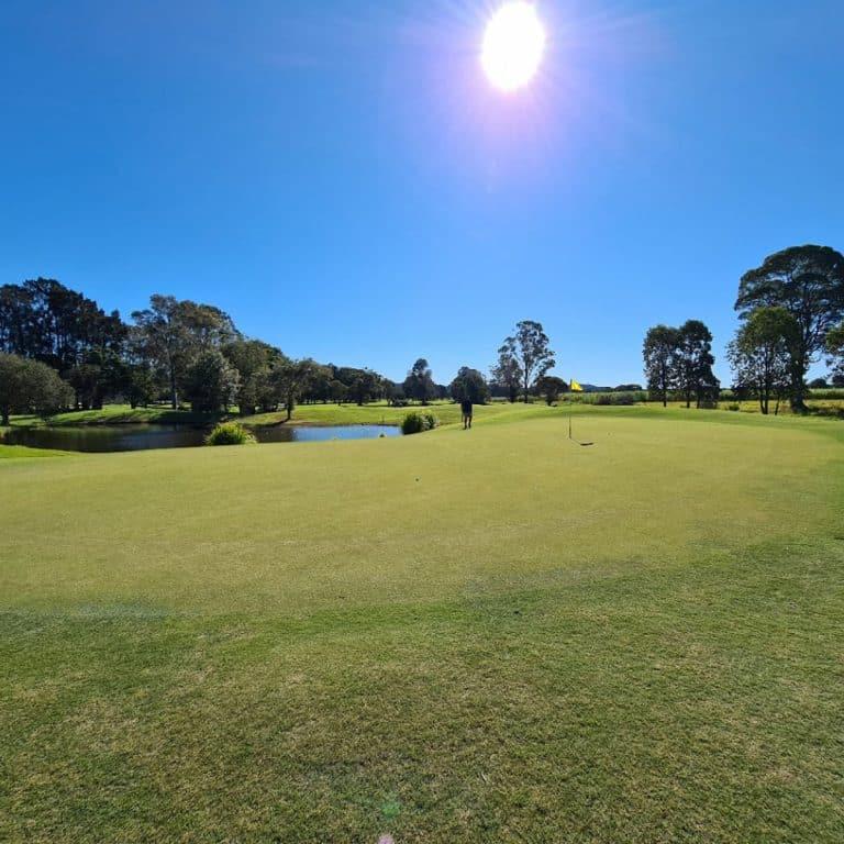 Mullumbimby Golf Club 5