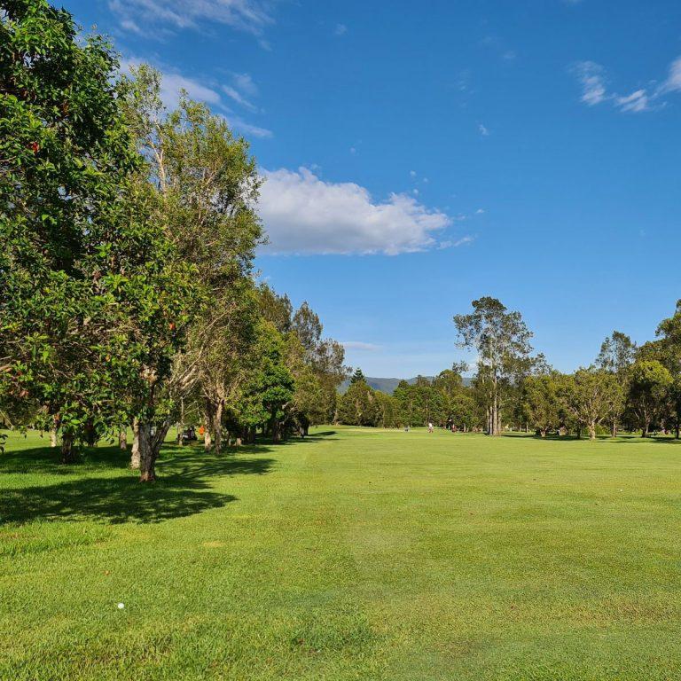 Mullumbimby Golf Club 3rd hole