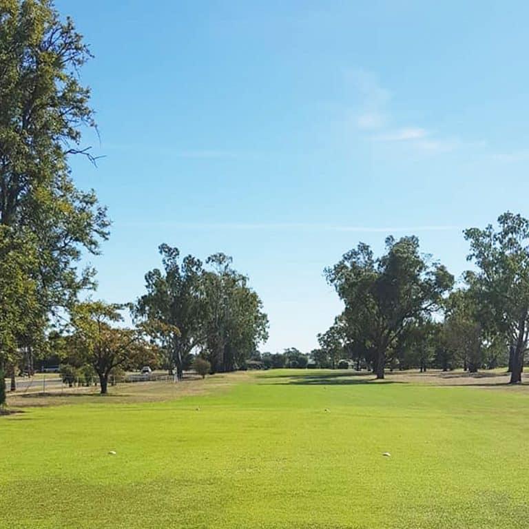 Narrabri Golf Club 5