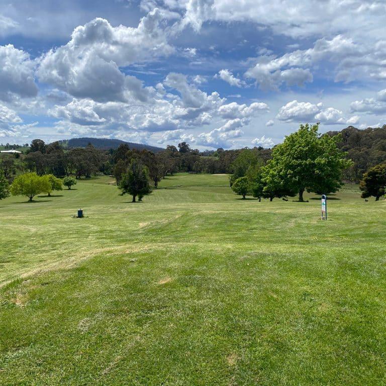Tumbarumba Golf Club CWebb3