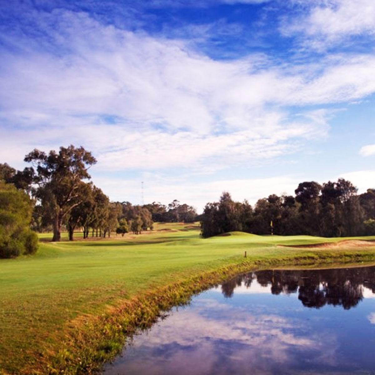 Yarrawonga Mulwala Golf Resort Lake Course