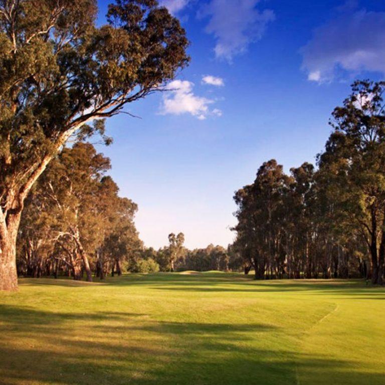 Yarrawonga Mulwala Golf Resort Murray Course