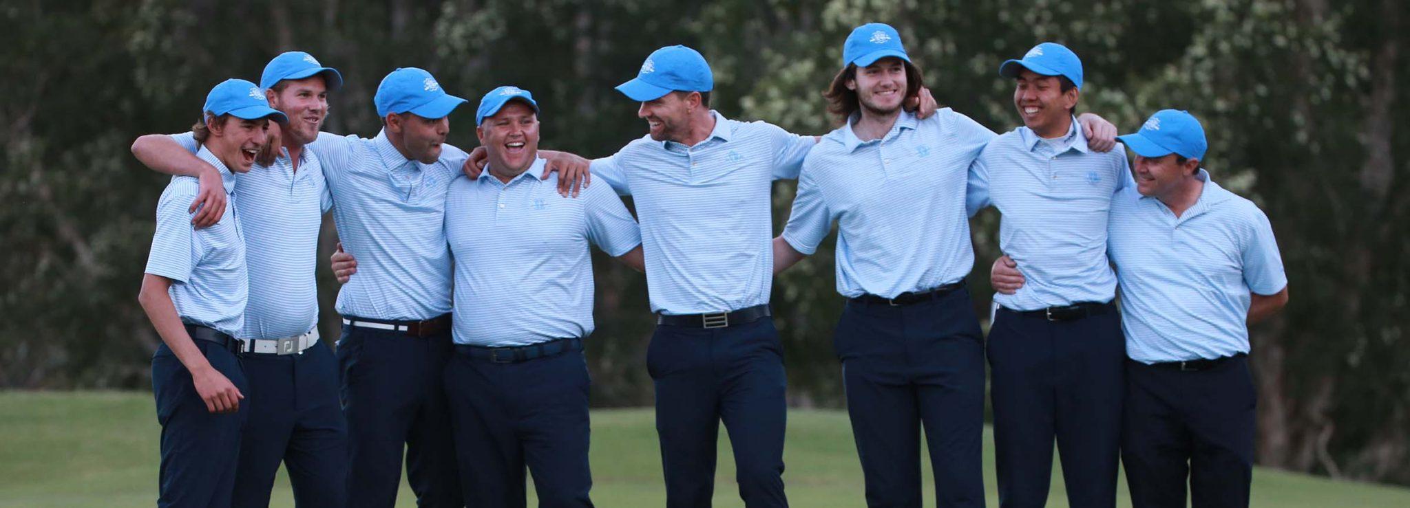 NSW Major Pennant team celebrate