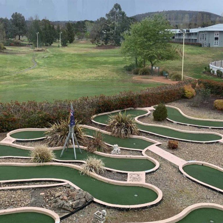 Capital Public Golf Course