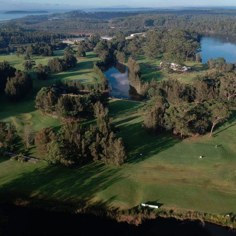 The Moorings Golf Club Complex