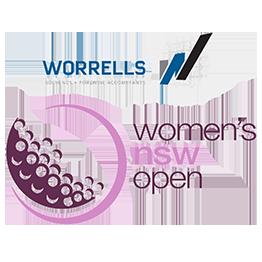 Women's NSW Open Logo