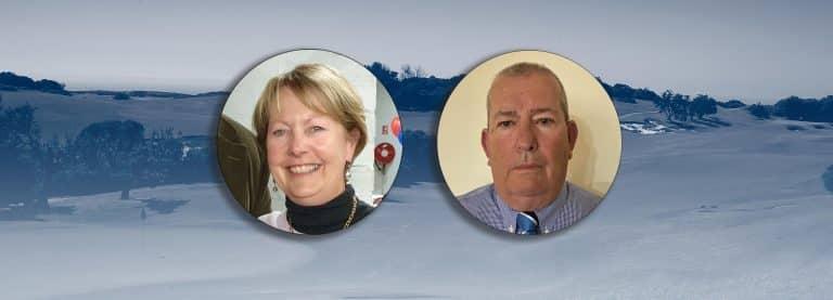 Golf NSW Board members 2020