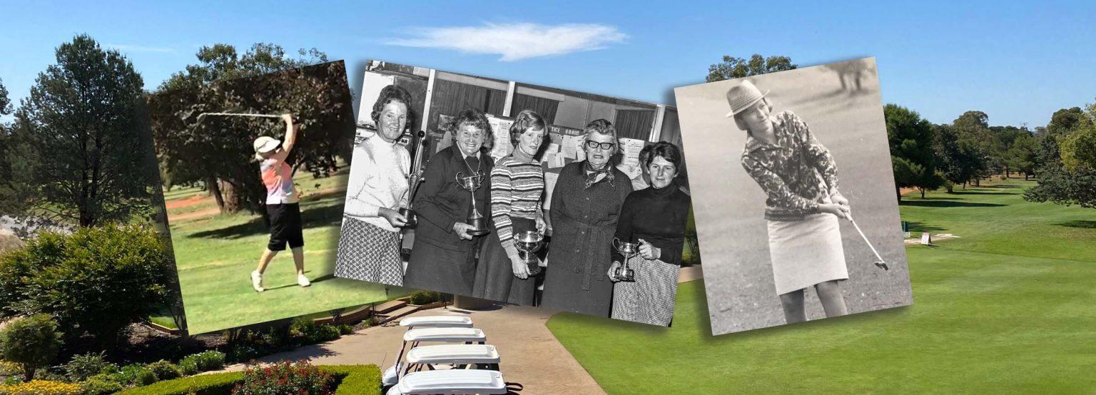 Liz Graham - Griffith Golf CLub