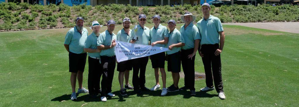 Division III Winners - Cabramatta Golf Club