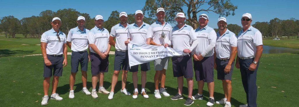 Winners of Division II Twin Creeks
