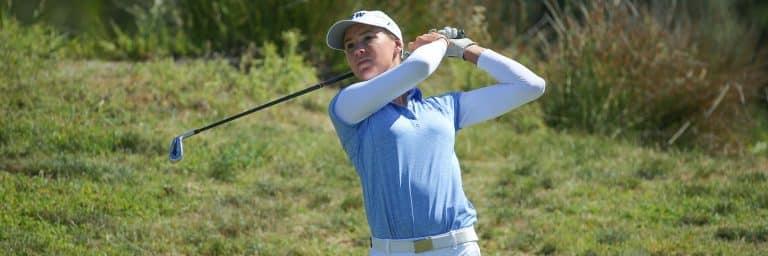 Kelsey Bennett in action