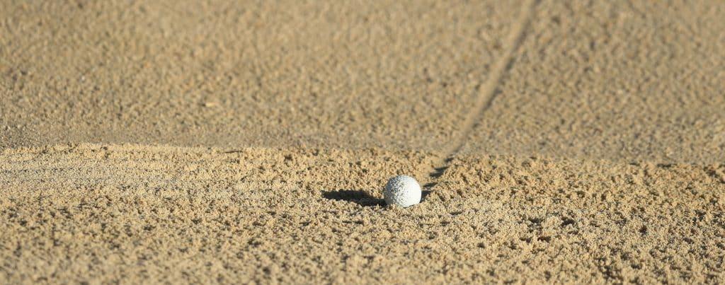 Bunker - 2021 Golf Challenge NSW Open