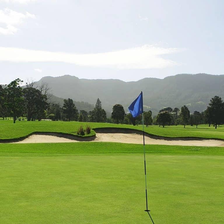 Calderwood Valley Golf Club fb1