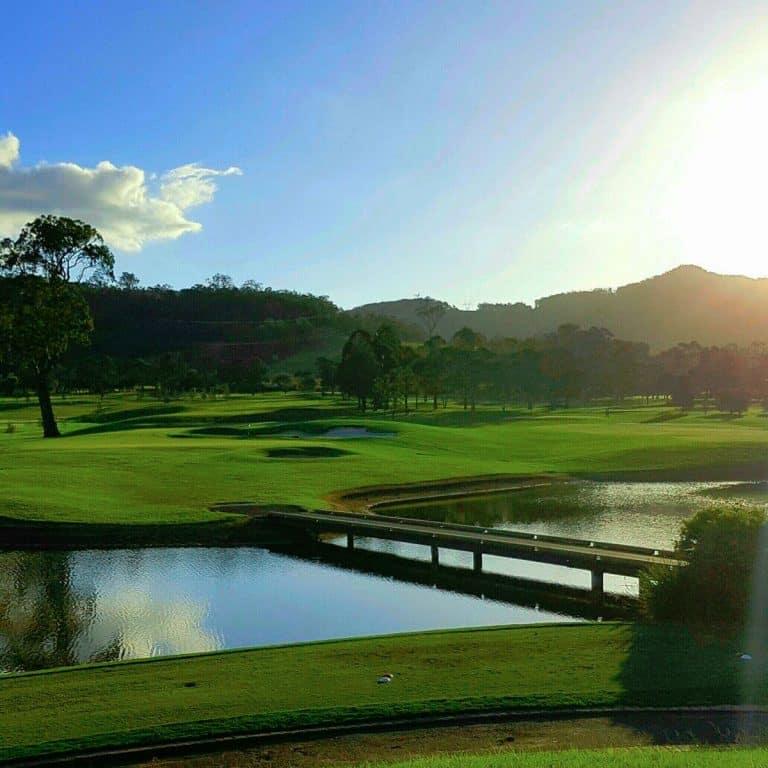Calderwood Valley Golf Club fb2