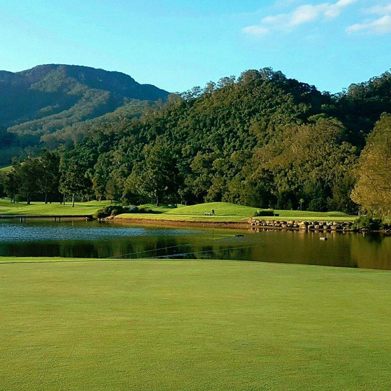 Calderwood Valley Golf Club fb3
