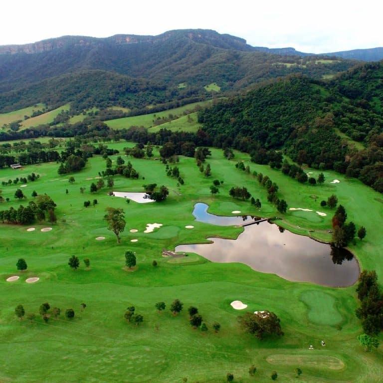 Calderwood Valley Golf Club fb6
