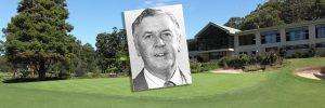 Eric Kime of Cromer Golf Club