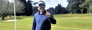 Blackheath Golfer Chris Macartney