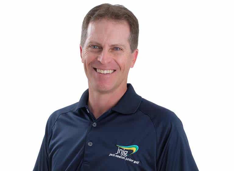 Mark Ingrey Golf NSW Regional Manager