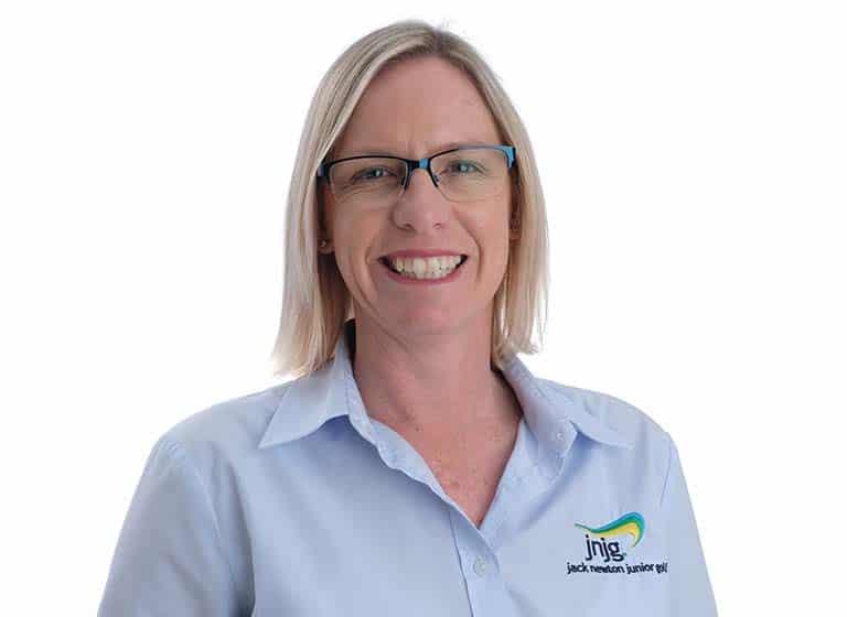 Tanya Smith Golf NSW Regional Manager