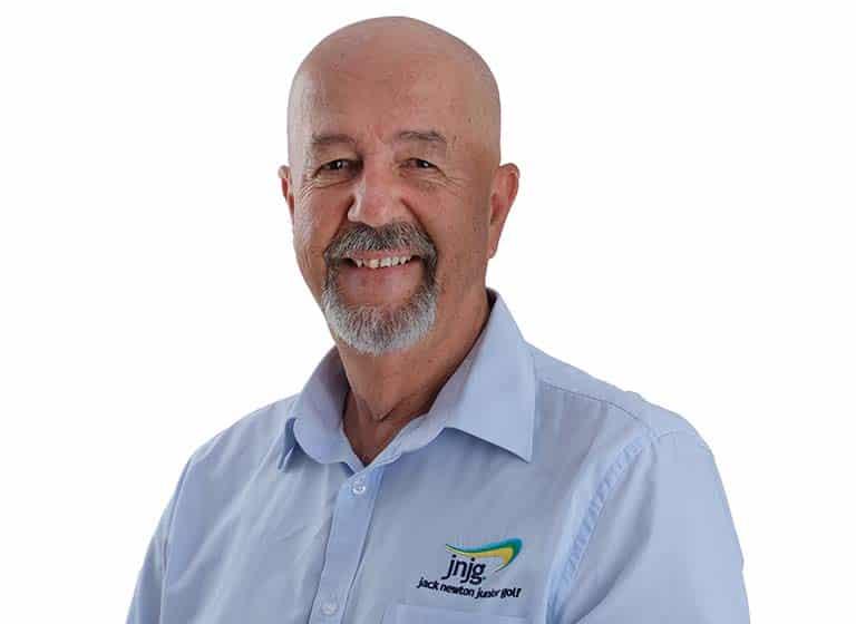 Greg Watkinson Golf NSW Regional Manager